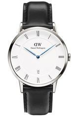 Montre Dapper Sheffield Silver 38 mm DW00100088 - Daniel Wellington