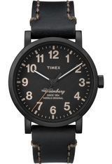 Montre Waterbury Black TW2P59000D7 - Timex