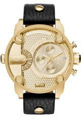 Montre Little Daddy PVD Gold DZ7363 - Diesel