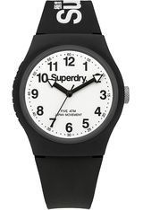 Montre Montre Enfant, Homme, Adolescent Urban Black/White SYG164BW - Superdry