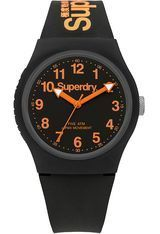Montre Urban Black SYG164B - Superdry
