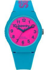 Montre Montre Femme, Homme Urban Blue/Pink SYG164AUP - Superdry
