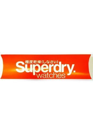 Montre Montre Homme Urban Orange SYG164O - Superdry - Vue 1