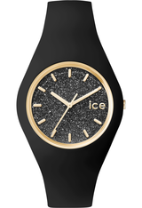 Montre ICE-Glitter - Black - Unisex 001356 - Ice-Watch