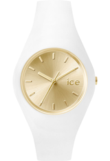Montre ICE-Chic - White/Gold - Unisex 001393 - Ice-Watch