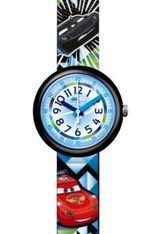 Montre Disney Cars Rapid Racing FLNP022 - Flik Flak