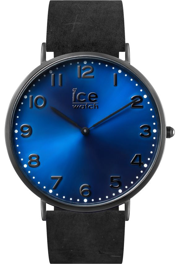 montre ice city durham 41mm 001364 ice watch noir montres co. Black Bedroom Furniture Sets. Home Design Ideas