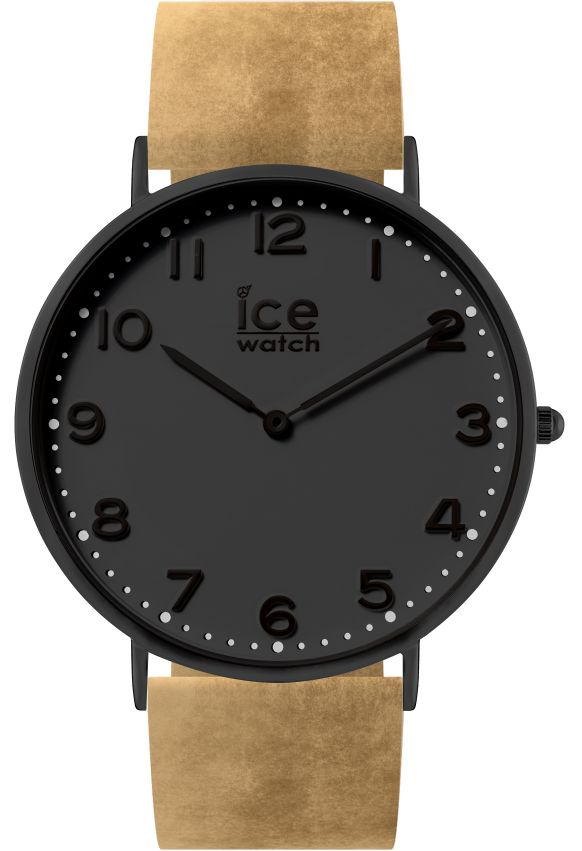 montre ice city folkestone 41mm 001360 ice watch beige montres and co. Black Bedroom Furniture Sets. Home Design Ideas