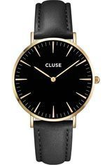 Montre La Bohème Gold Black/Black CL18401 - Cluse