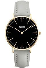 Montre La Bohème Gold Black/Grey CL18411 - Cluse