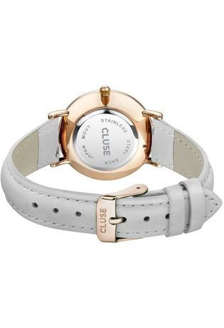 Montre Minuit Rose Gold White/Grey CL30002 - Cluse