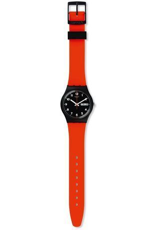 Montre Montre Femme, Homme Red Grin GB754 - Swatch - Vue 1