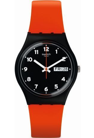 Montre Montre Femme, Homme Red Grin GB754 - Swatch - Vue 0