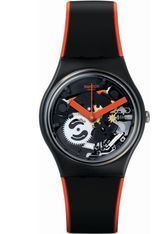 Montre Red Frame GB290 - Swatch