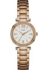 Montre Park Ave South - Doré Rose W0767L3 - Guess