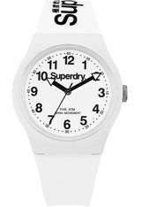 Montre Montre Femme, Homme Urban White SYG164WW - Superdry
