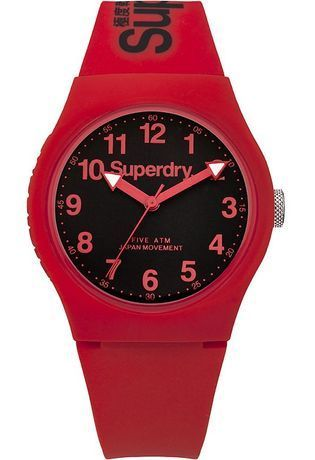 Montre Montre Femme, Homme Urban Red SYG164RB - Superdry