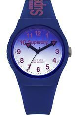 Montre Urban Laser Blue SYG198UU - Superdry
