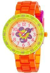 Montre Chewy Orange FCSP030 - Flik Flak