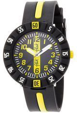 Montre Yellow Ahead FCSP033 - Flik Flak