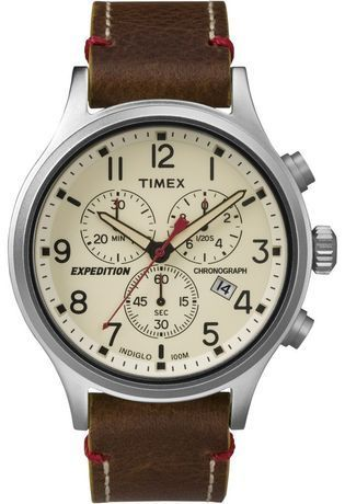Montre Montre Homme Expedition Scout Chrono TW4B04300D7 - Timex - Vue 0