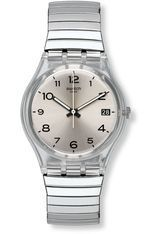 Montre Montre Femme, Homme Silverall GM416A - Swatch