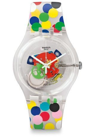 Montre Montre Femme, Homme Spot the Dot SUOZ213 - Swatch - Vue 0