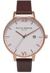 Montre Timeless - Brown and Rose Gold OB15TL01 - Olivia Burton