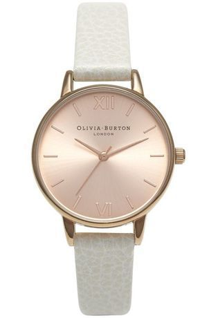 Montre Midi Dial - Mink and Rose Gold OB14MD21 - Olivia Burton - Vue 0