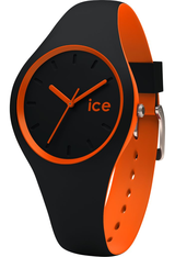 Montre Montre Femme ICE Duo Black Orange Small 001528 - Ice-Watch