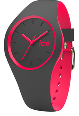 Montre Montre Femme ICE Duo Anthracite Pink Medium 001501 - Ice-Watch