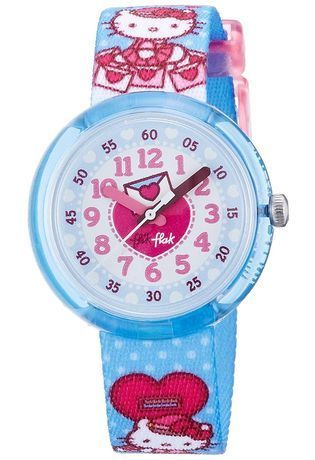 Montre Montre Fille Hello Kitty FLNP024 - Flik Flak - Vue 0