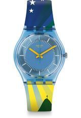 Montre Rio 2016 - Cartolina GS147 - Swatch