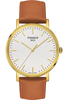 Montre Everytime - Or & Cuir camel T1094103603100 - Tissot