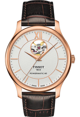 Montre Tradition - Open Heart automatique T0639073603800 - Tissot
