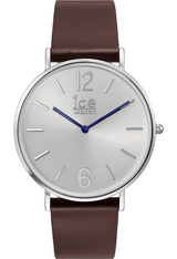 Montre City Tanner - Brown Silver 41mm 001519 - Ice-Watch