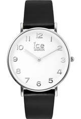 Montre City Tanner - Black Silver 36mm 001502 - Ice-Watch