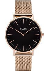 Montre La Bohème Mesh - Rose Gold/Black CL18113 - Cluse