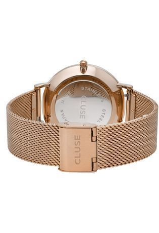 Montre La Bohème Mesh - Rose Gold/Black CL18113 - Cluse - Vue 2