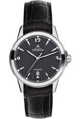 Montre City Black 1650/14 - Michel Herbelin