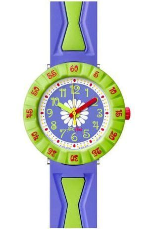 Montre Montre Fille Purple Flower FCSP035 - Flik Flak - Vue 0