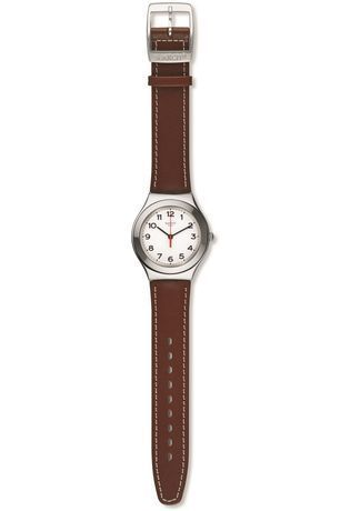 Montre Montre Homme Strictly Silver YGS131 - Swatch - Vue 1