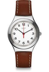 Montre Strictly Silver YGS131 - Swatch