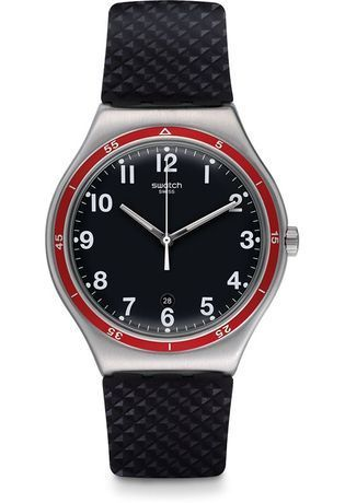 Montre Montre Homme Red Wheel YWS417 - Swatch - Vue 0