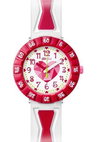 Montre Montre Fille Get it in Pink FCSP036 - Flik Flak - Vue 2