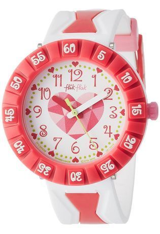 Montre Montre Fille Get it in Pink FCSP036 - Flik Flak - Vue 0