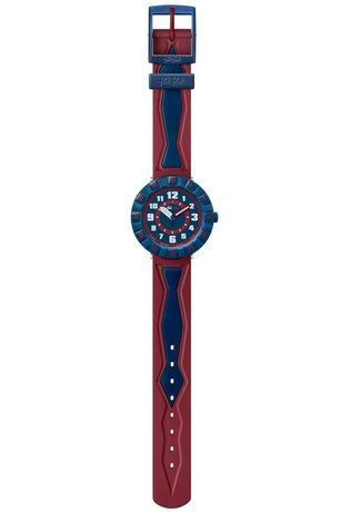 Montre Montre Garçon Get it in Navy FCSP038 - Flik Flak - Vue 1