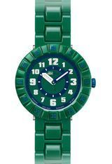 Montre Seriously Green FCSP039 - Flik Flak
