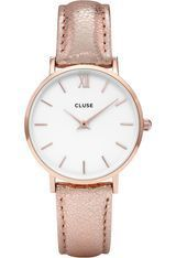 Montre Minuit - Metallic Rose Gold CL30038 - Cluse