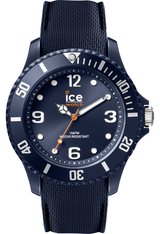 Montre Sixty-Nine - Dark Blue Medium 007278 - Ice-Watch